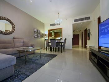 Dubai Downtown Luxury 1 Bedroom Apartment - Apartment in Dubai