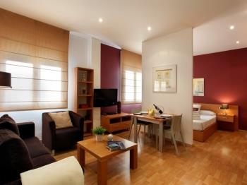 Places4stay Ramblas Modern Studio - Apartment in Barcelona