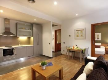 Places4stay Ramblas 1 Bedroom Apartment - Apartment in Barcelona