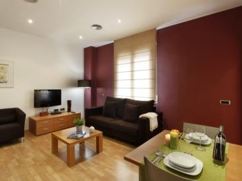 Places4stay Ramblas 1 Bedroom Apartment I - Apartment in Barcelona